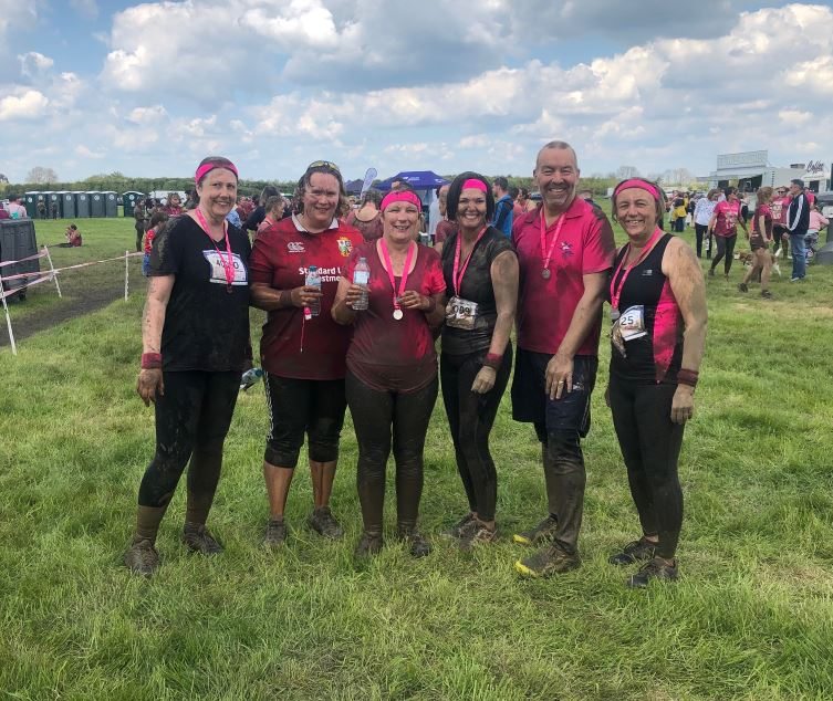 Cancer Research Muddy Run